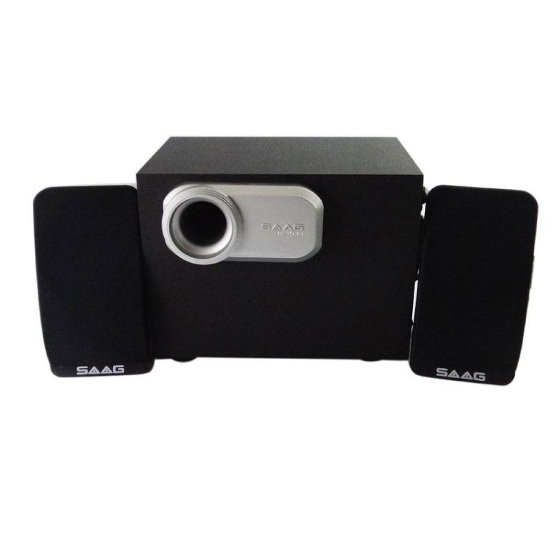 ลำโพง Saag Micro 2.1 Speaker