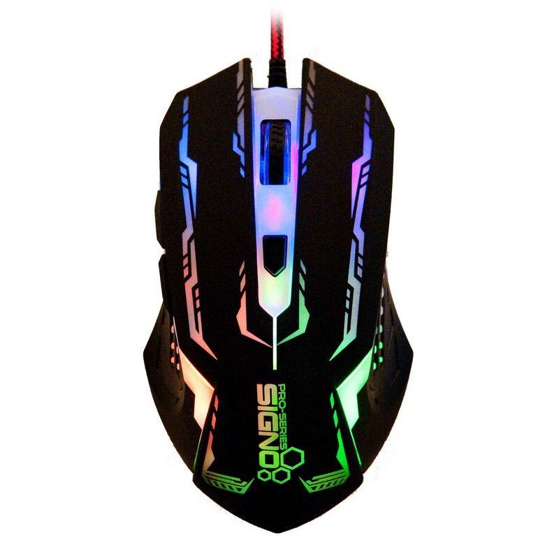 เมาส์ Signo GM-910 Gaming Mouse
