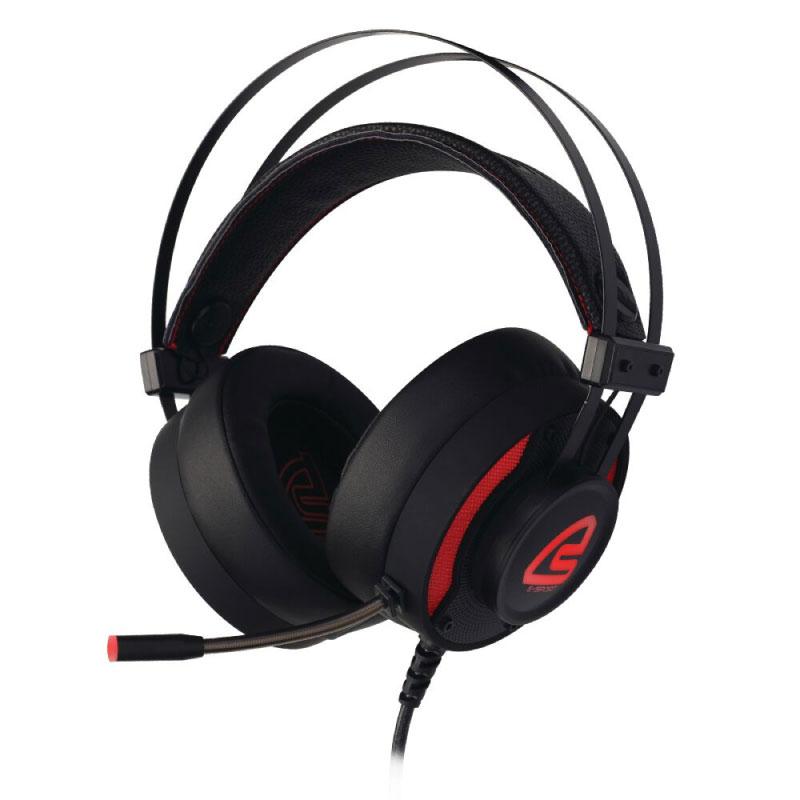 หูฟัง Signo HP-819 7.1 Red Led Headphone
