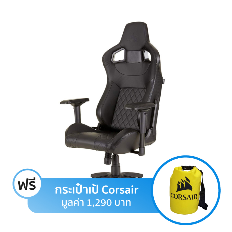 เก้าอี้ CORSAIR T1 RACE 2018 EDITION Gaming Chair