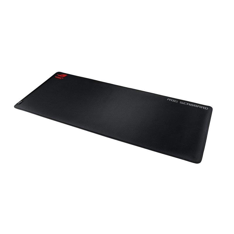 แผ่นรองเมาส์ Asus ROG SCABBARD Mousepad