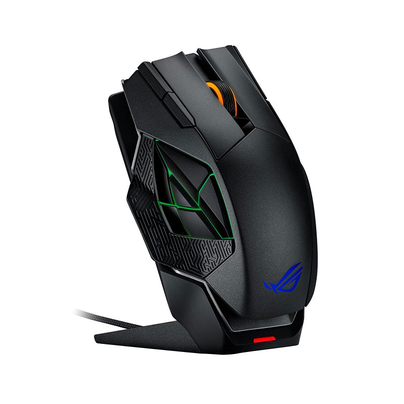เมาส์ไร้สาย Asus ROG SPATHA  wireless Gaming Mouse
