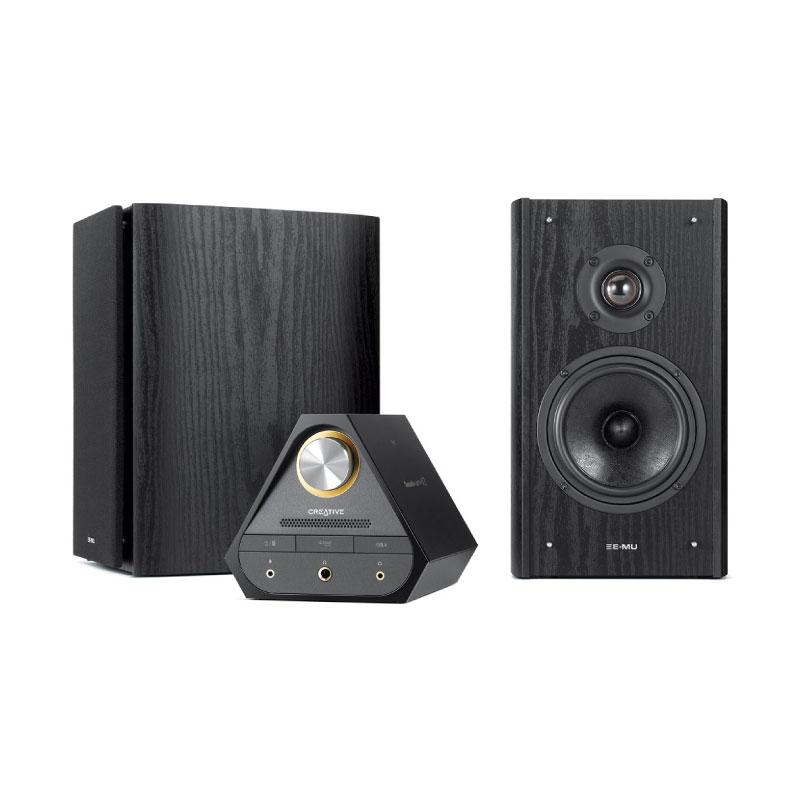 ชุดลำโพง Creative X7 + EMU XM7 Speaker