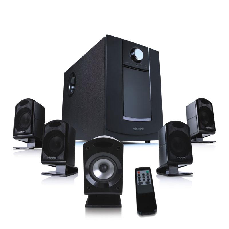 ลำโพง Microlab M860 5.1 Speaker