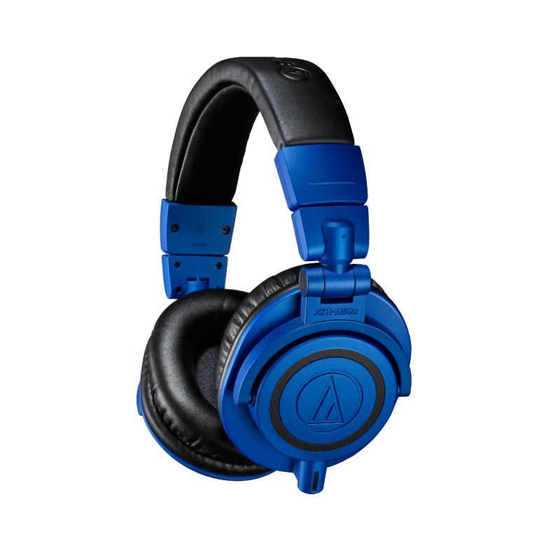 หูฟัง Audio-Technica ATH-M50X Blue LTD Headphone