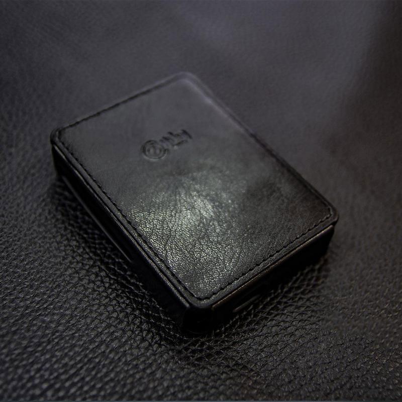 เคสหนัง Hiby R3 Leather Case สำหรับ Hiby R3