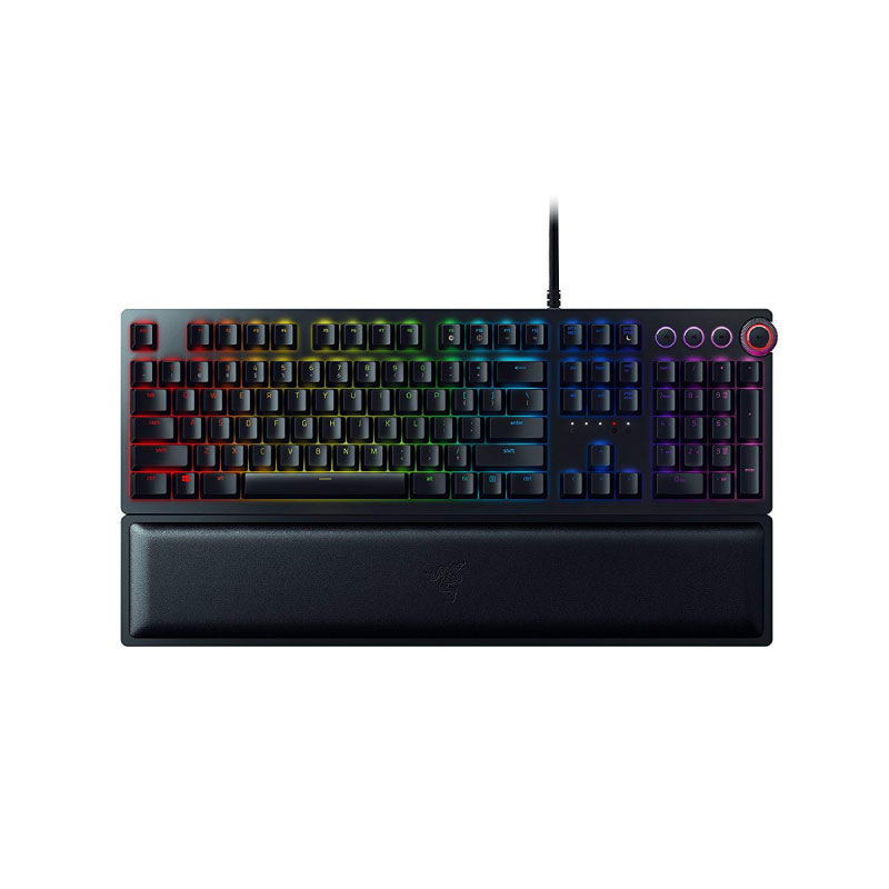 คีย์บอร์ด Razer Huntsman Elite Mechanical Keyboard Opto SW