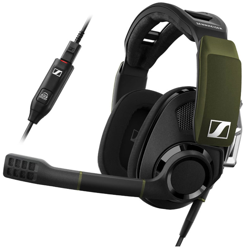 หูฟัง Sennheiser GSP 550 Headphone
