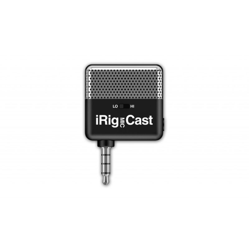 Irig Mic Cast Podcasting