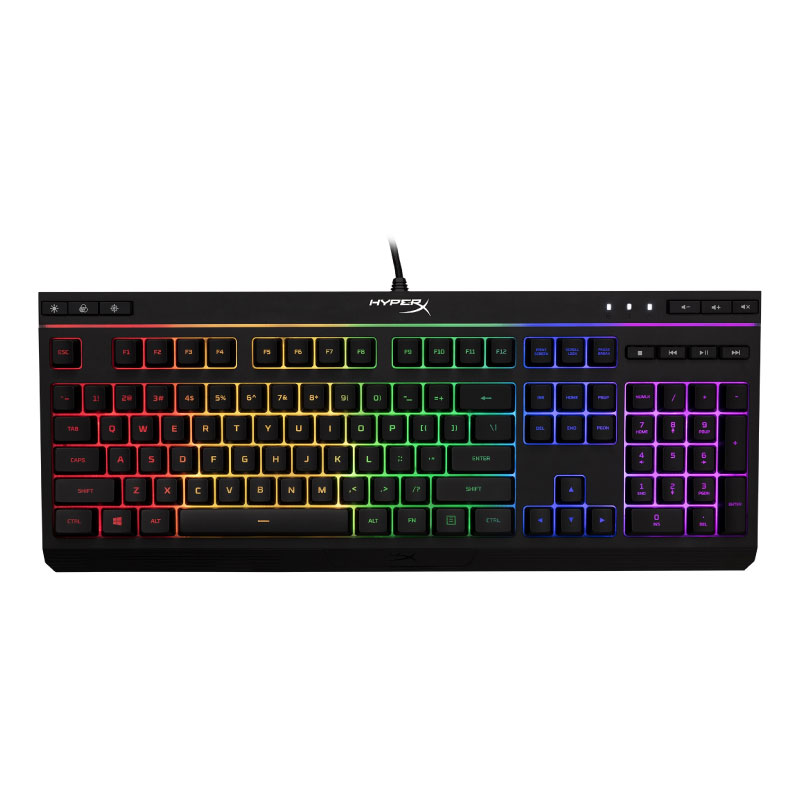 คีย์บอร์ด HyperX Alloy Core RGB Membrane Keyboard (US)