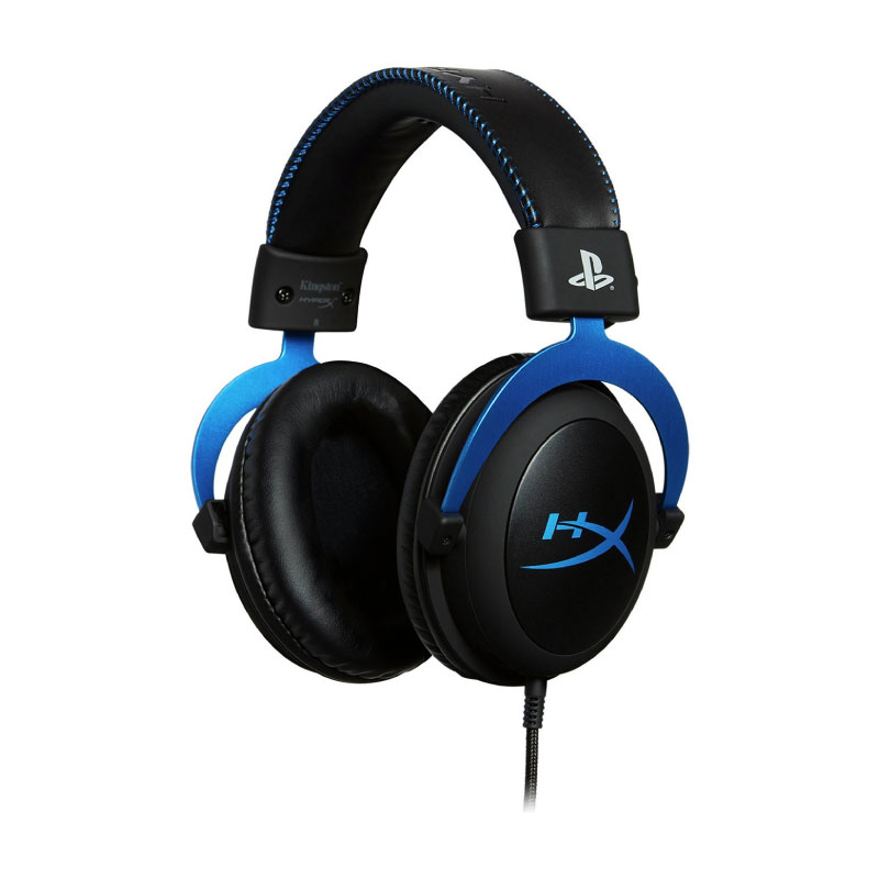 หูฟัง HyperX Cloud Blue Headset Blue for PS4