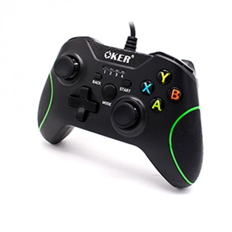 จอย OKER U-307 Gaming Controller