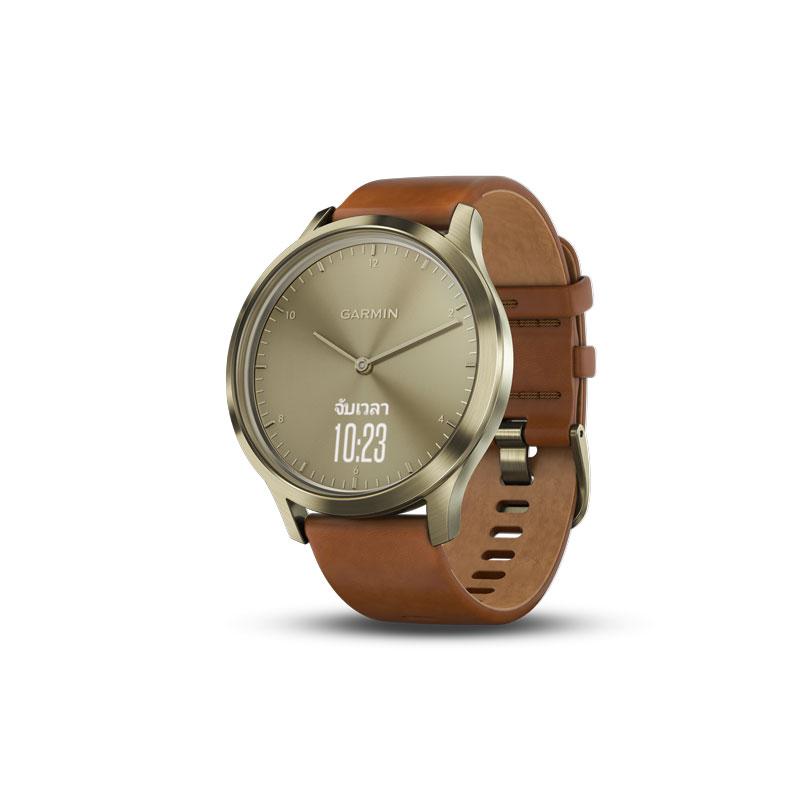 Garmin Vivomove HR Premium Sport Watch (Refurbished)
