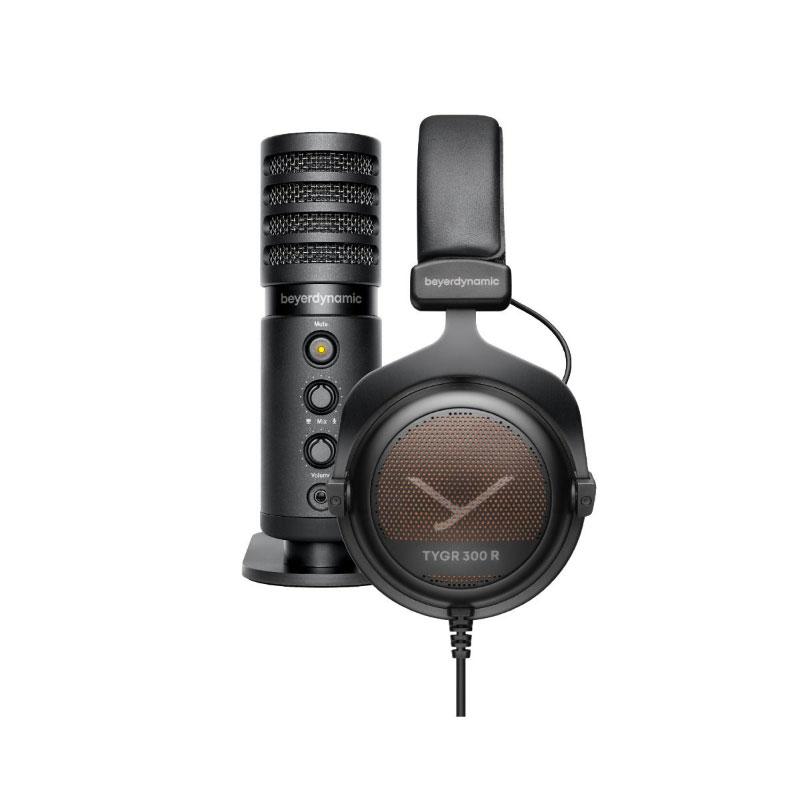 หูฟัง Beyerdynamic Team TYGR 300 + ไมโครโฟน Fox Headphone