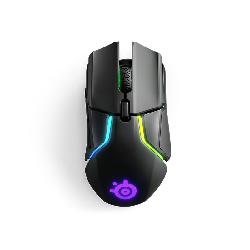 เมาส์ SteelSeries Rival 650 RGB Wireless Gaming Mouse