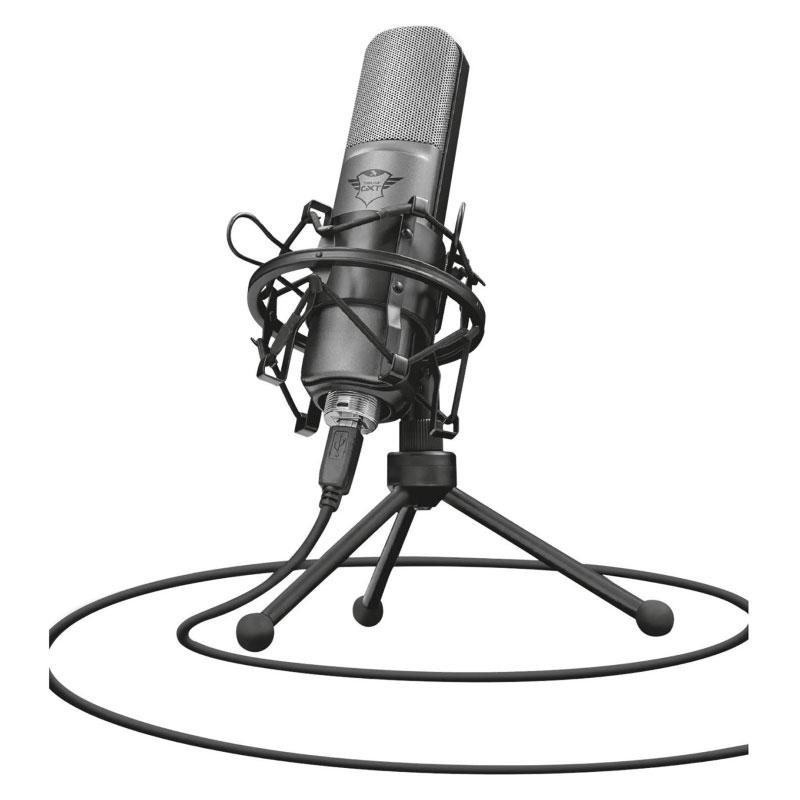ไมโครโฟน Trust GXT 242 Lance Streaming Microphone