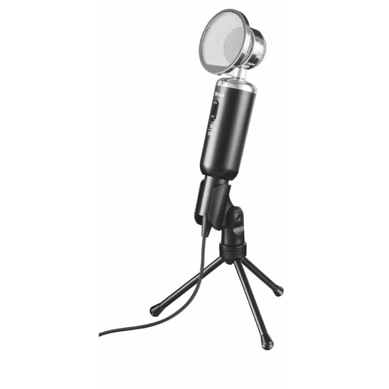 ไมโครโฟน Trust Madell Desktop V.2 Microphone
