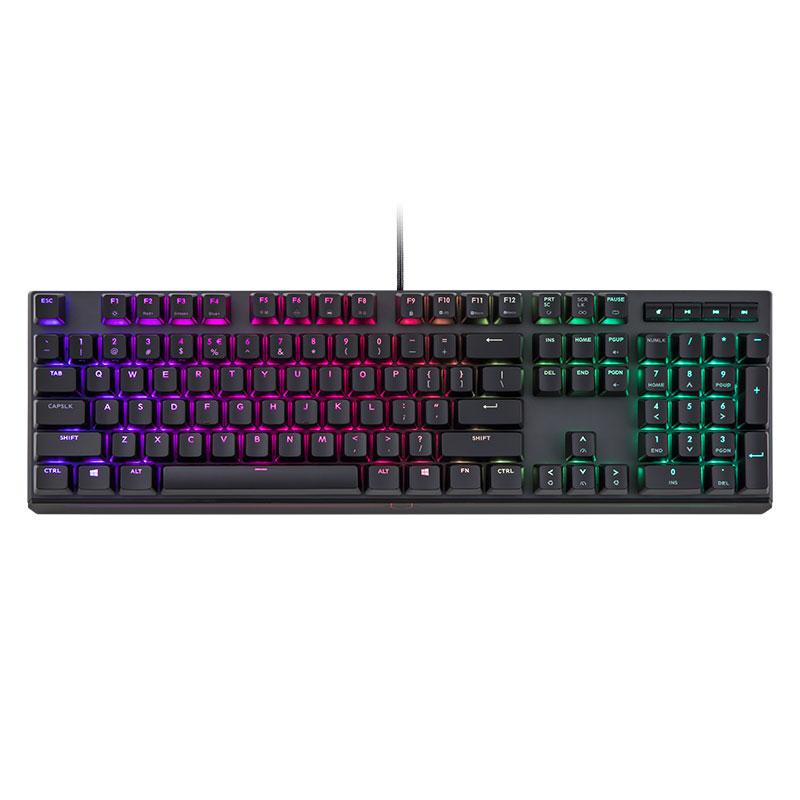 คีย์บอร์ด Cooler Master MK750 RGB Mechanical Keyboard Cherry MX Brown