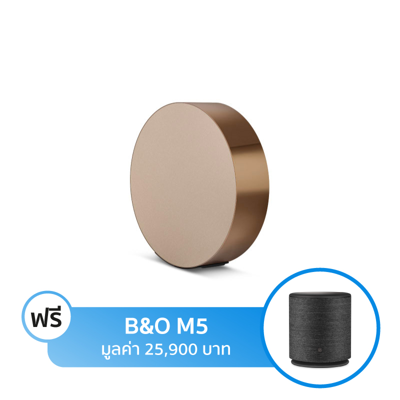 ลำโพง B&O Play Beosound Edge Wireless Speaker