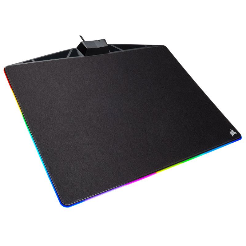 แผ่นรองเมาส์ Corsair MM800C RGB Polaris Mouse Mat