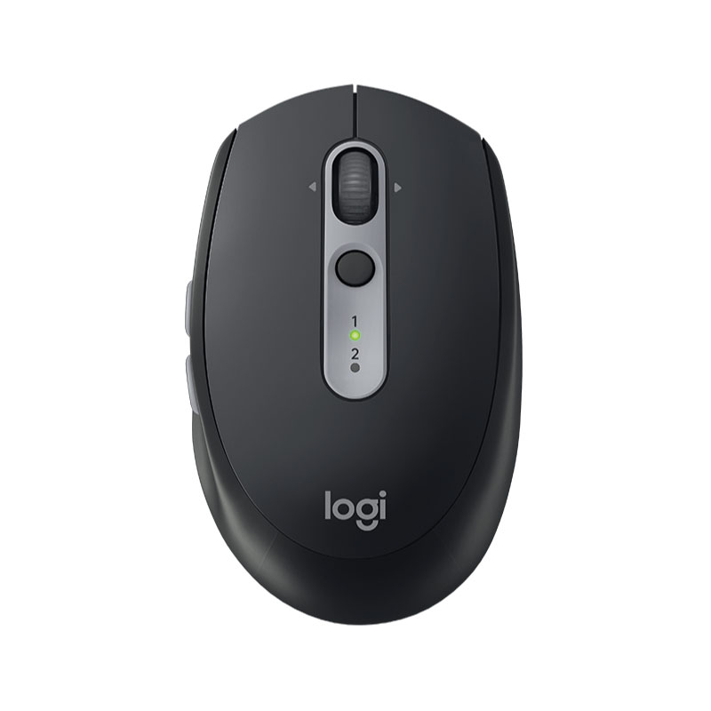 เมาส์ไร้สาย Logitech M590 Muti-Device Silent Wireless Mouse