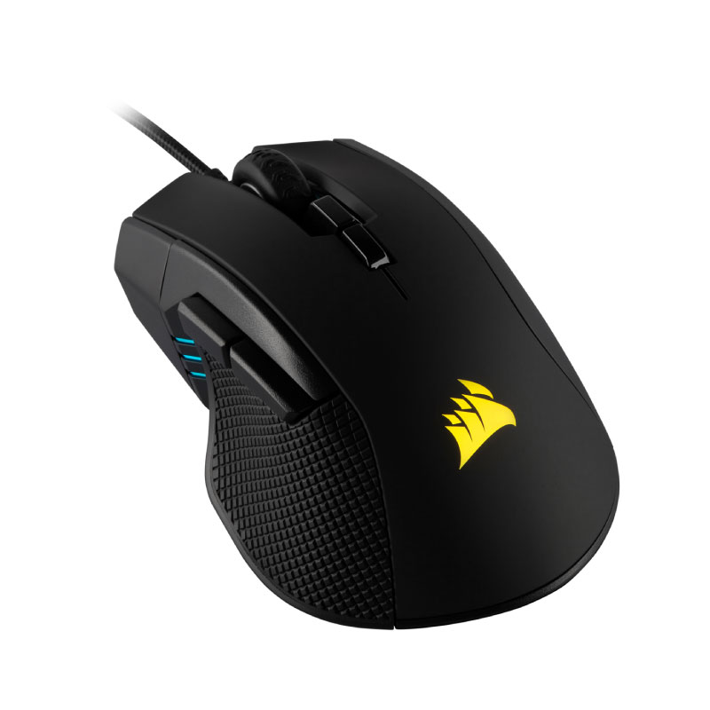 เมาส์ Corsair Ironclaw RGB Gaming Mouse
