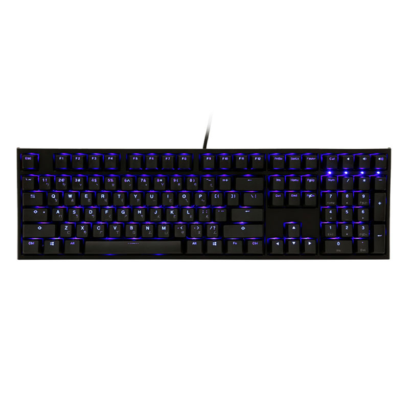 คีย์บอร์ด Ducky One 2 Backlit Blue LED Mechanical Keyboard (TH)
