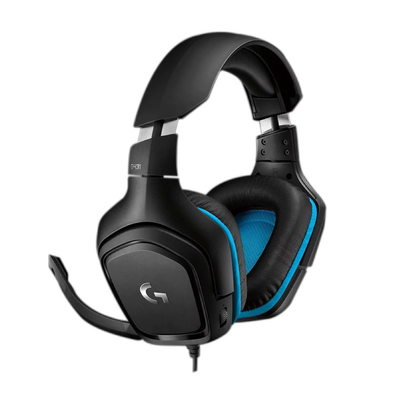 หูฟัง Logitech G431 7.1 surround gaming Headset