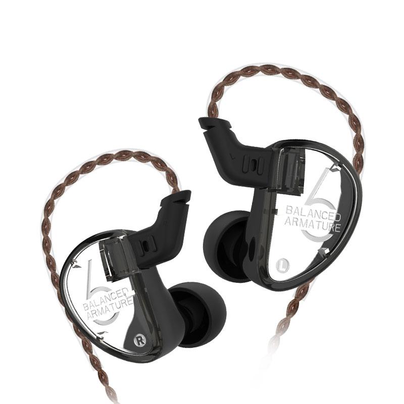 หูฟัง KZ AS06 In-Ear