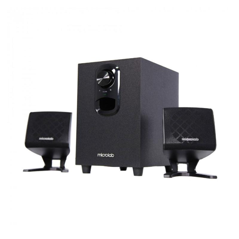 ลำโพงไร้สาย Microlab M108BT Bluetooth Speaker