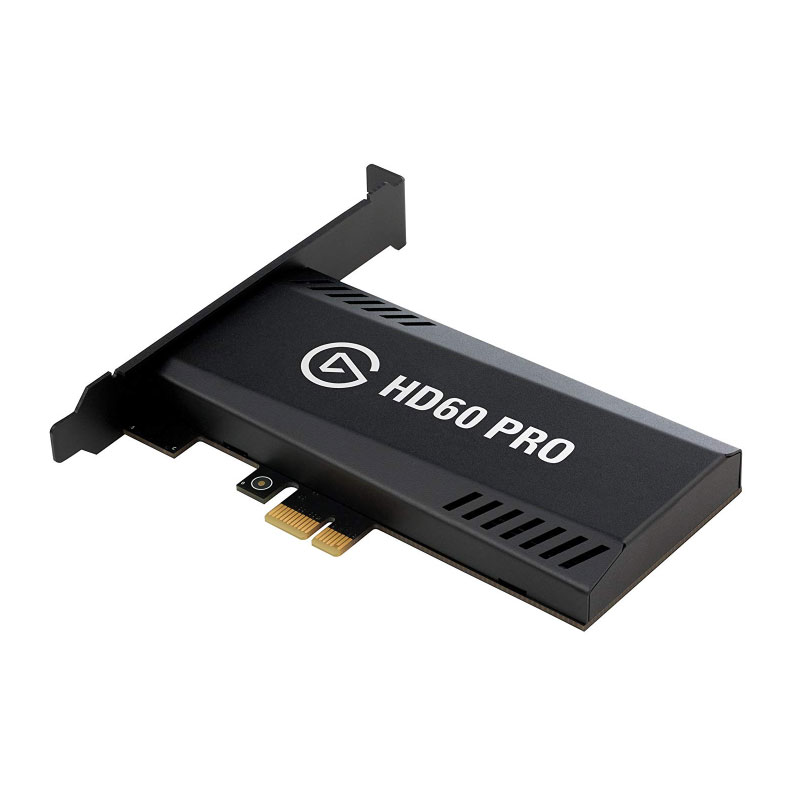 Elgato HD60 Pro Game Capture Card