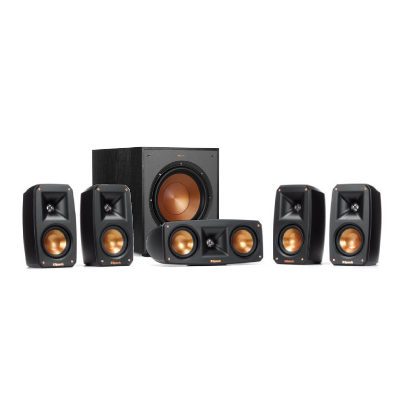 ชุดลำโพง Klipsch Reference Theater Pack 5.0 + R-100SW