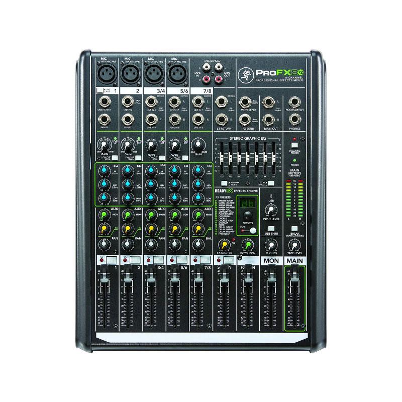Mackie ProFX8v2 Mixer with USB