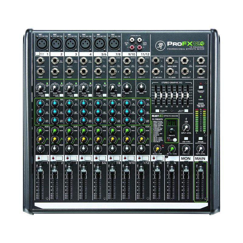 Mackie ProFX12v2 Mixer with USB