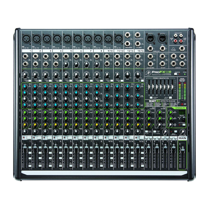Mackie ProFX16v2 Mixer with USB