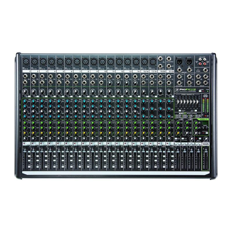 Mackie ProFX22v2 Mixer with USB