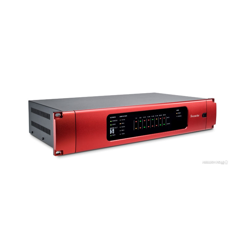 Focusrite RedNet 5 Ethernet Interface
