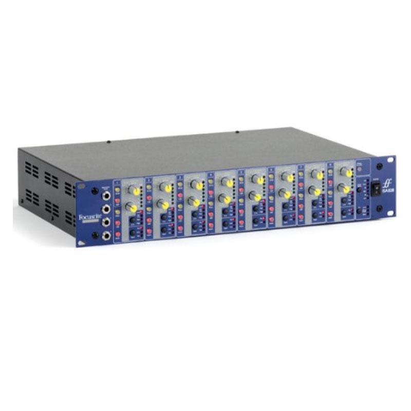 Focusrite ISA 828 Signal Processor
