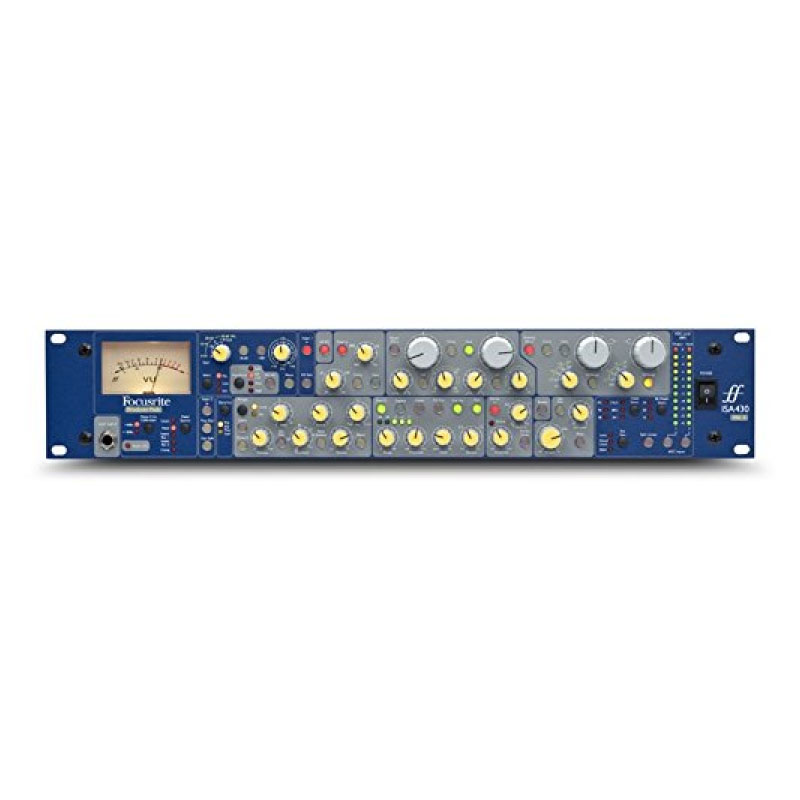 Focusrite ISA 430 Mk II Signal Processor