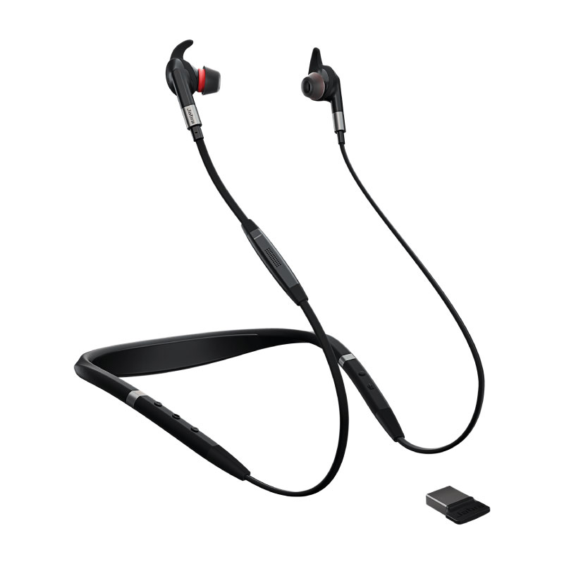 หูฟัง Call Center Jabra Evolve 75E