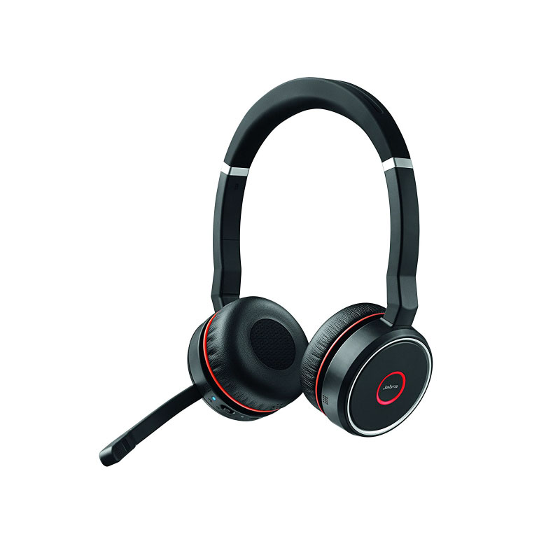 หูฟัง Call Center Jabra Evolve 75
