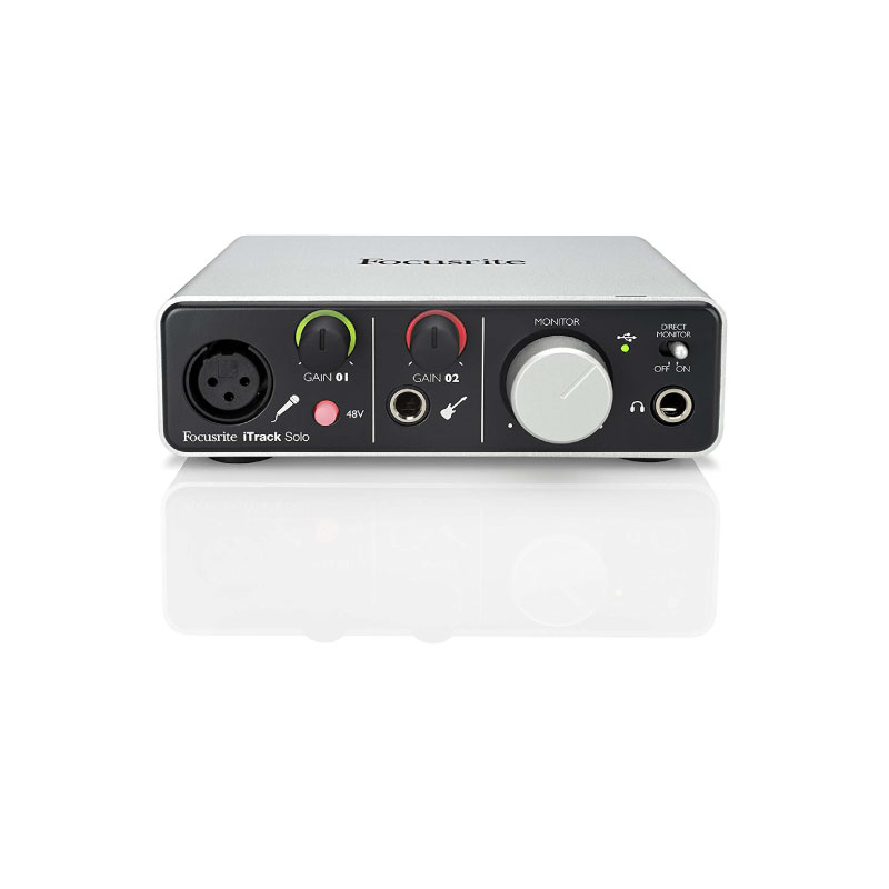 Focusrite iTrack Solo Interface