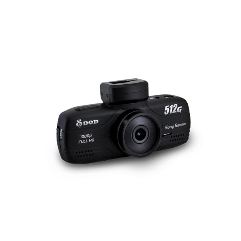 กล้องติดรถยนต์ DOD 512G