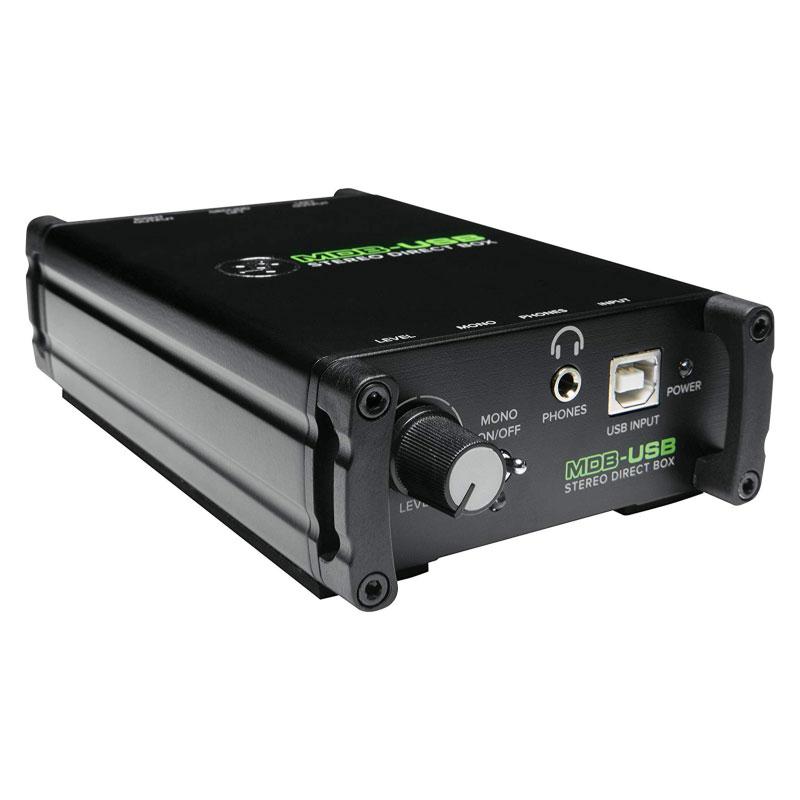 ตัวแปลงสัญญาณ Mackie MDB-USB Live Sound