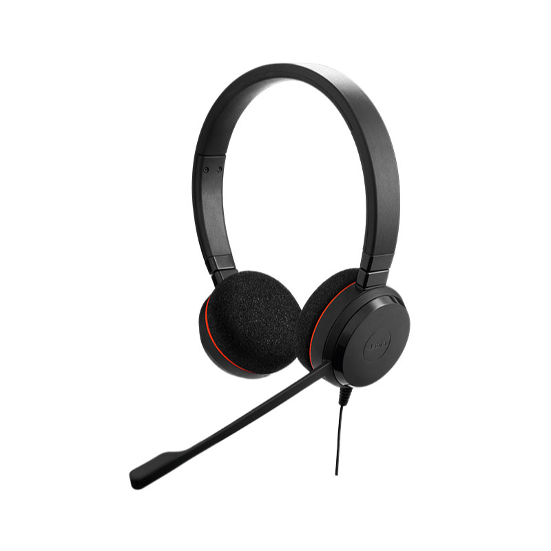 หูฟัง Call Center Jabra Evolve 20