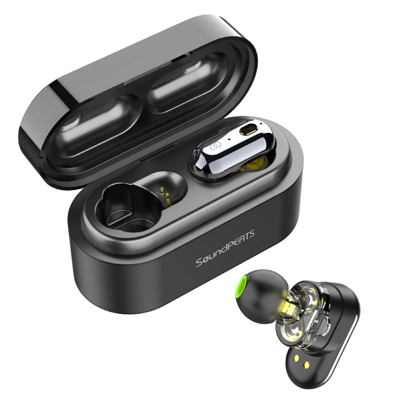 หูฟังไร้สาย SoundPeats Truengine True Wireless