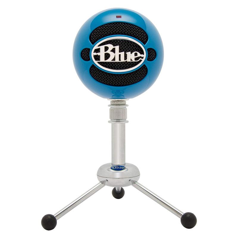ไมโครโฟน Blue Snowball