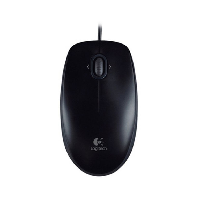 เมาส์ Logitech M100R Mouse