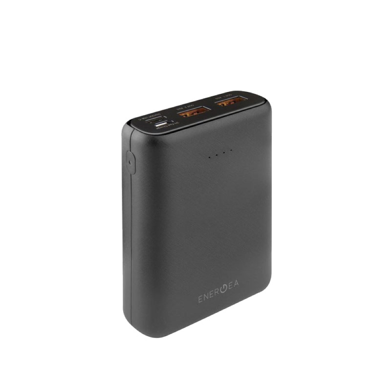 แบตเตอรี่สำรอง Energea Compac Pq1201, 10000Mah Pd + Smartfc4.0