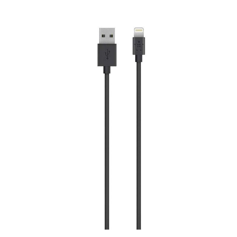 สายชาร์จ Belkin Lightning Sync and Charge 2.4 Amp Cable สี